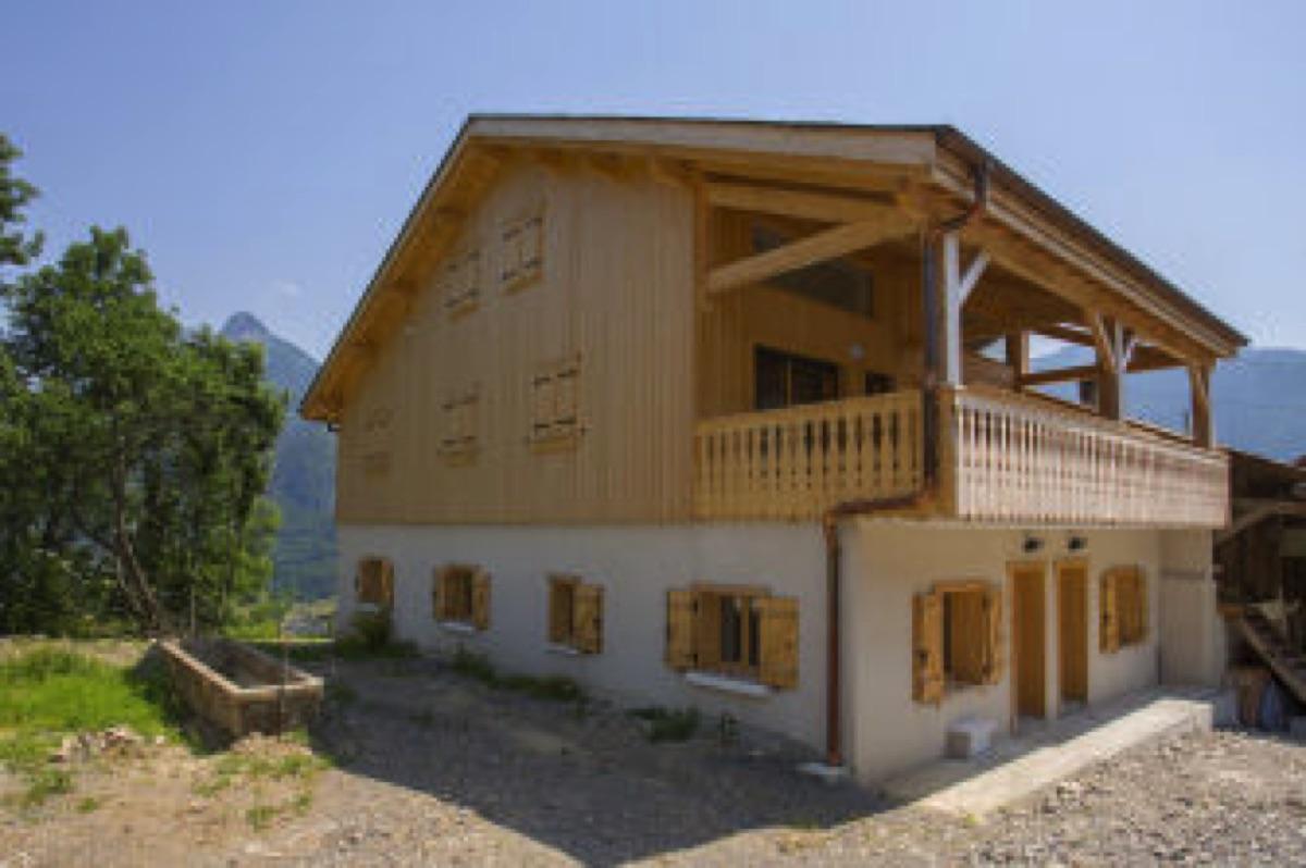 Appartment (demi-chalet) 3 slaapkamers in Portes du Soleil regio bij ...
