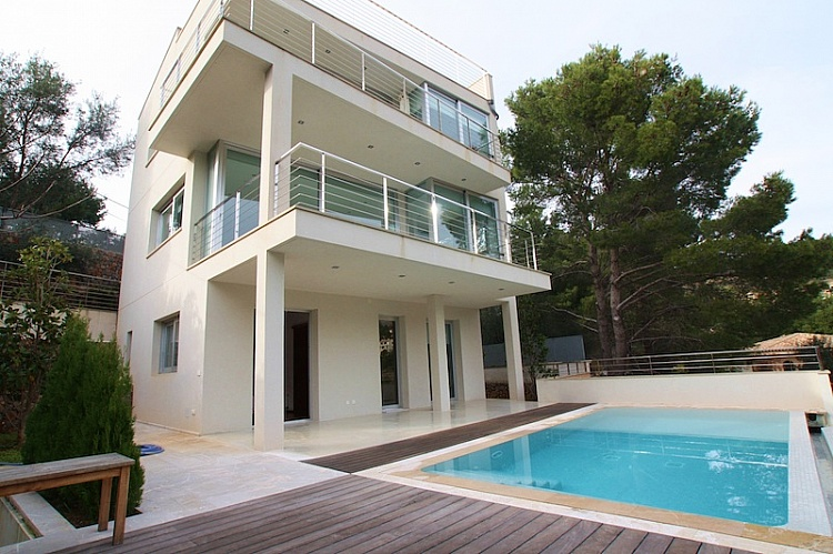 photo 1 Minimalist style house with guest apartment Port of Soller.
