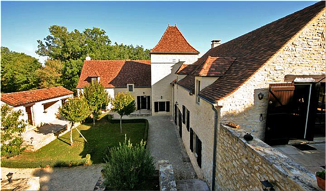 photo 11 Luxury restored Manoir near Sarlat (Dordogne)