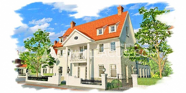 photo 5 Create your own street with 10 new to be built villas in Knokke Belgium.