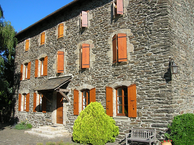 photo 5 Stylish historic family home near Villefort, Cévennes