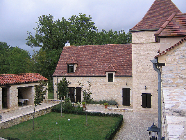 photo 3 Luxury restored Manoir near Sarlat (Dordogne)