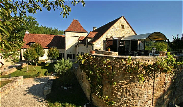 photo 12 Luxury restored Manoir near Sarlat (Dordogne)