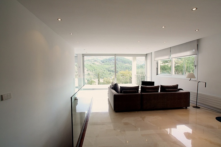 photo 6 Minimalist style house with guest apartment Port of Soller.