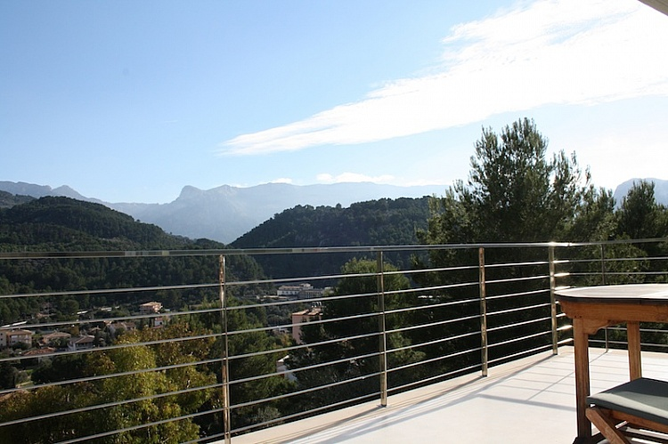 photo 2 Minimalist style house with guest apartment Port of Soller.