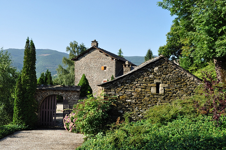 photo 6 Stylish historic family home near Villefort, Cévennes