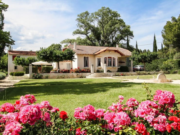 Charming cottage near Saint Rémy-de-Provence